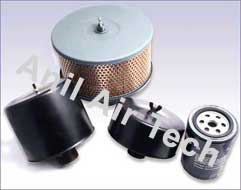 Compressor Air Suction Filters & Oil Filters Of Ingersoll Rand & Kirloskar