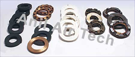 Piston Rod, Oil Scrapper Rings, Packing Rings