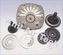Valve & Valve Parts Of Ingersoll Rand & Kirloskar